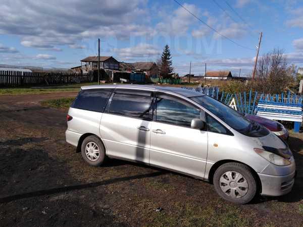 Toyota Estima, 2001 год, 420 000 руб.