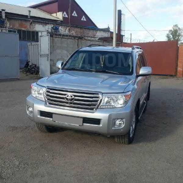 Toyota Land Cruiser, 2014 год, 2 899 000 руб.