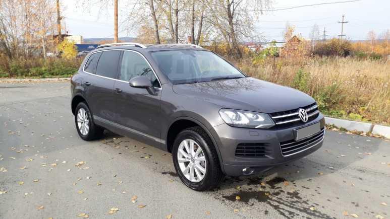 Volkswagen Touareg, 2011 год, 1 320 000 руб.