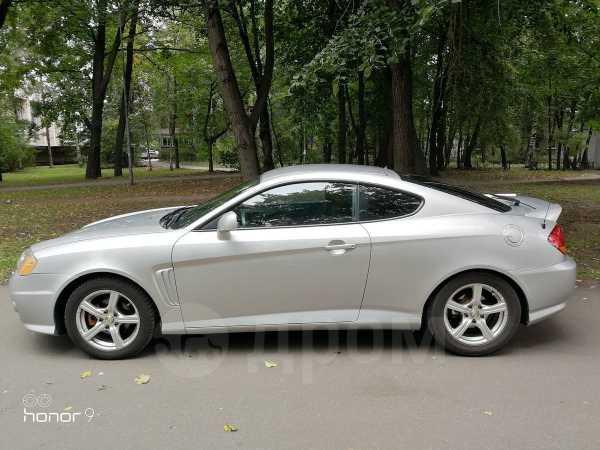 Hyundai Tiburon, 2003 год, 320 000 руб.