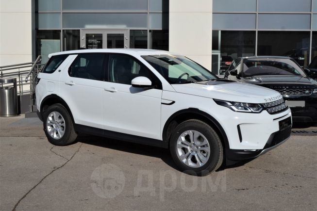 Land Rover Discovery Sport, 2019 год, 3 622 000 руб.