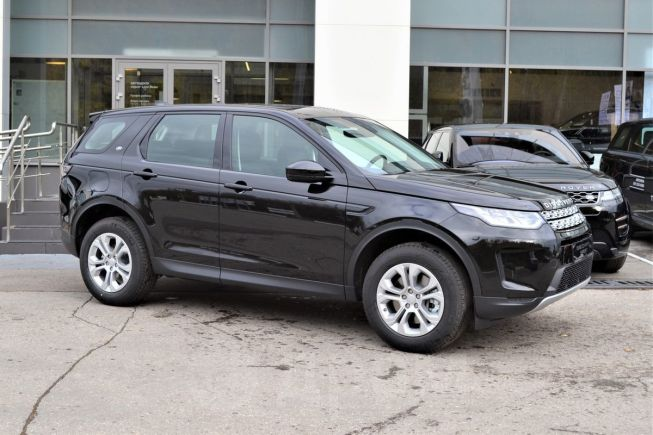 Land Rover Discovery Sport, 2019 год, 3 661 000 руб.