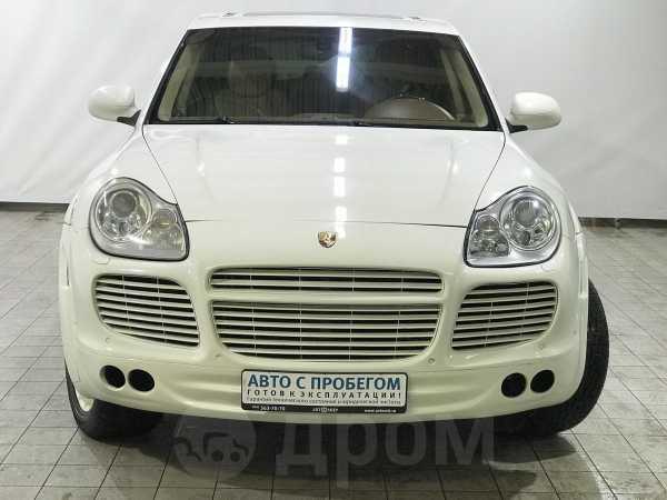 Porsche Cayenne, 2003 год, 345 339 руб.