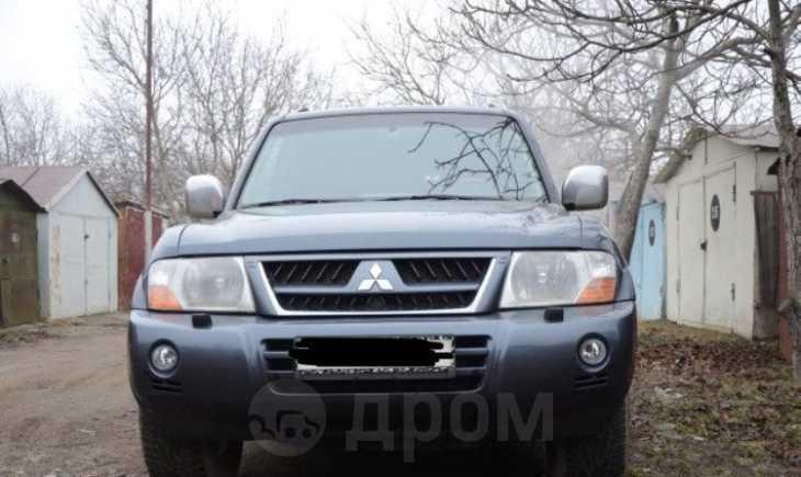 Mitsubishi Pajero, 2006 год, 720 000 руб.