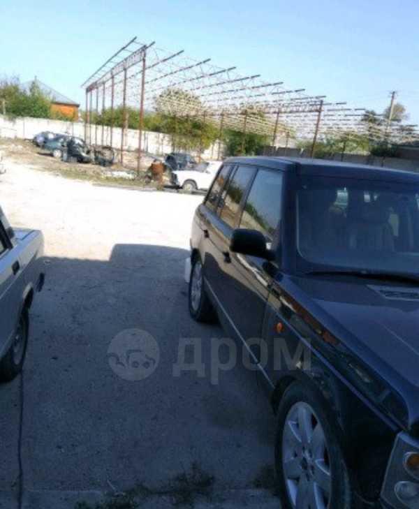 Land Rover Range Rover, 2004 год, 98 000 руб.