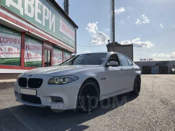BMW 5-Series, 2011 год, 1 550 000 руб.
