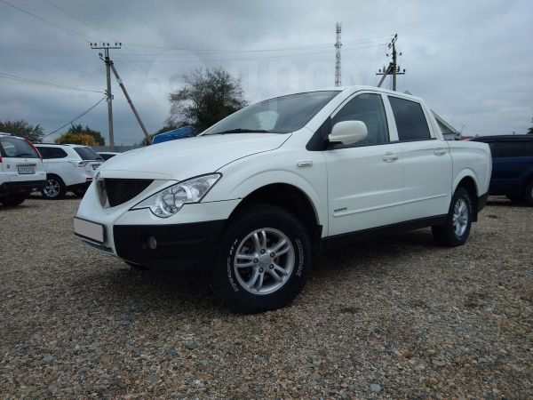 SsangYong Actyon Sports, 2011 год, 530 000 руб.