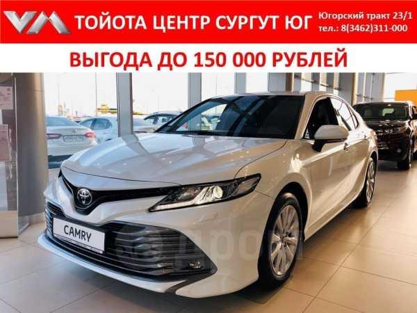 Toyota Camry, 2019 год, 2 029 000 руб.