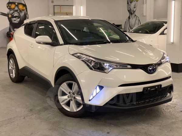 Toyota C-HR, 2017 год, 1 280 000 руб.