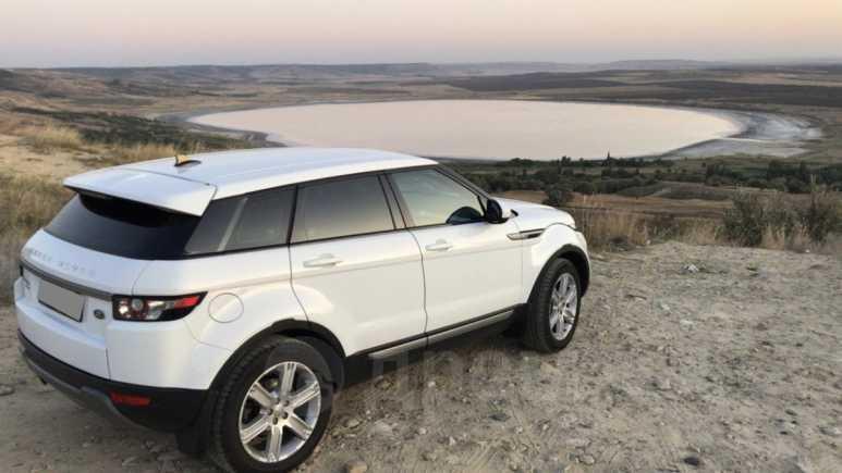 Land Rover Range Rover Evoque, 2014 год, 1 630 000 руб.