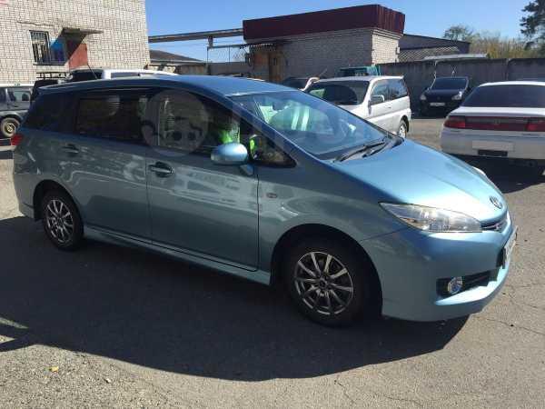 Toyota Wish, 2011 год, 700 000 руб.