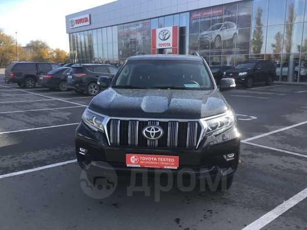 Toyota Land Cruiser Prado, 2017 год, 2 650 000 руб.