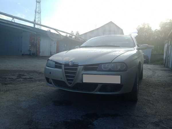 Alfa Romeo 156, 2005 год, 310 000 руб.