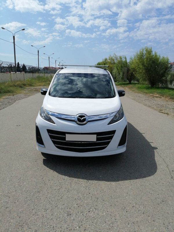Mazda Biante, 2008 год, 520 000 руб.