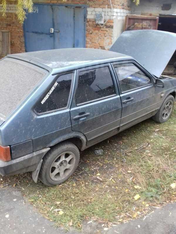 Лада 2109, 2001 год, 200 000 руб.