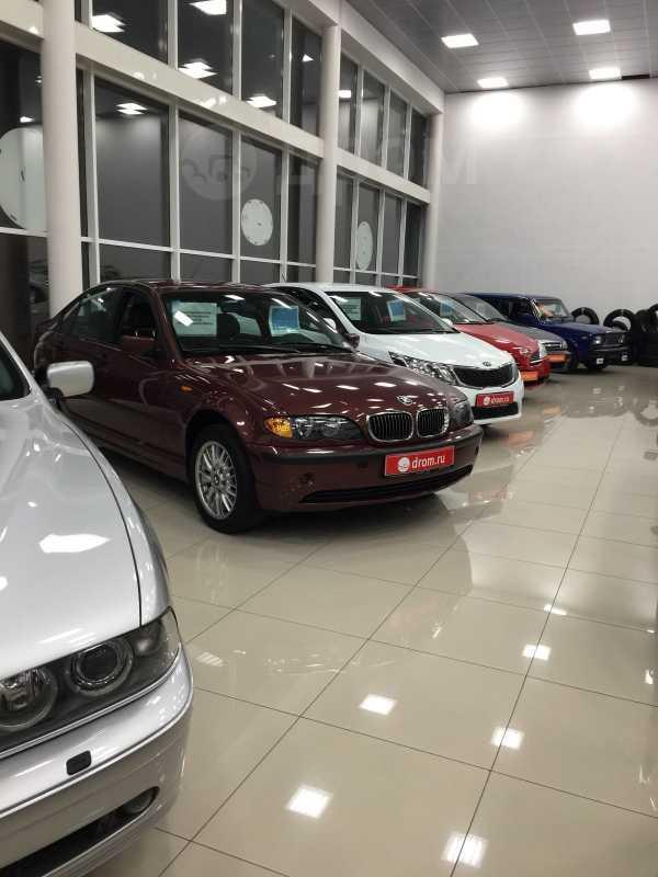 BMW 3-Series, 2003 год, 379 999 руб.