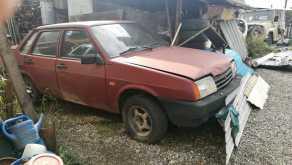 Иркутск 21099 1992