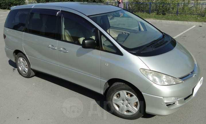 Toyota Estima, 2004 год, 599 000 руб.
