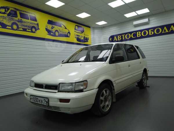 Mitsubishi Chariot, 1993 год, 90 000 руб.