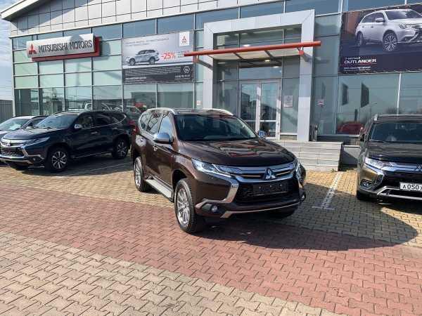 Mitsubishi Pajero Sport, 2018 год, 2 521 000 руб.