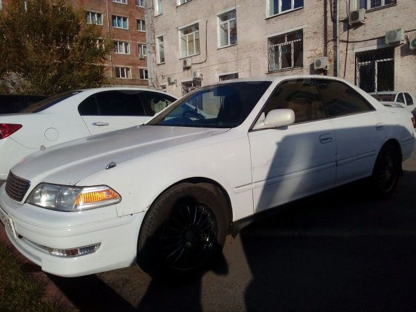 Toyota Mark II, 1997 год, 237 000 руб.