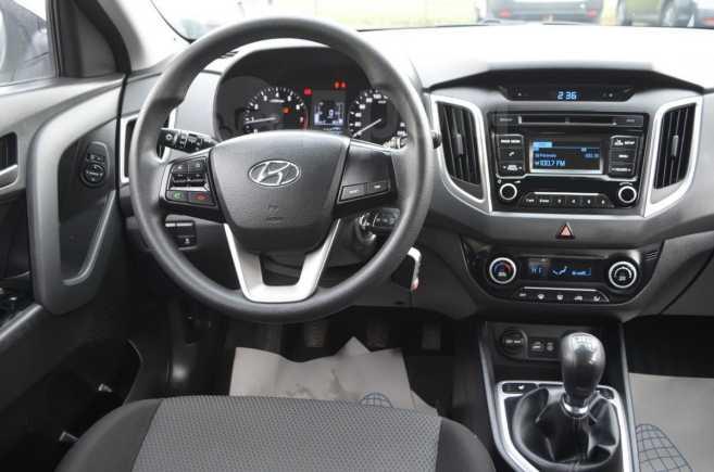 Hyundai Creta, 2016 год, 930 000 руб.