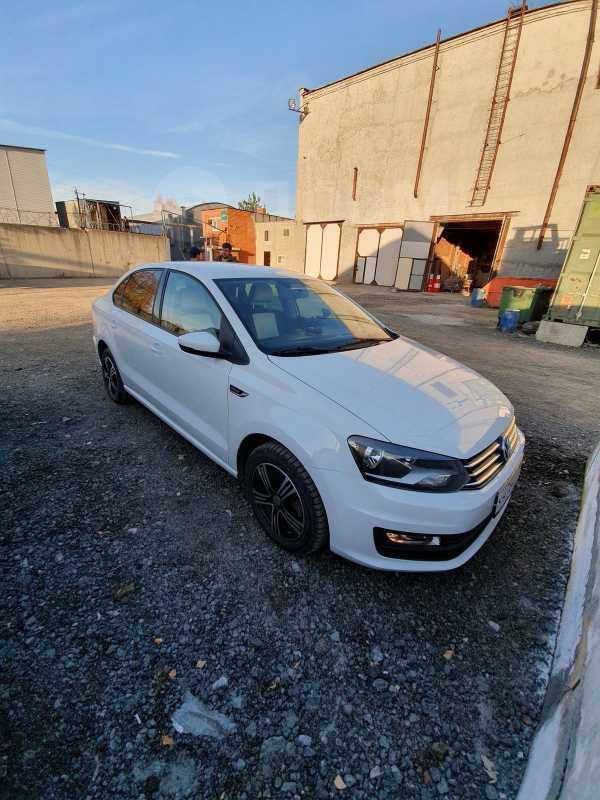 Volkswagen Polo, 2018 год, 689 000 руб.