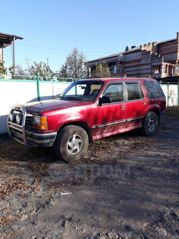 Ford Explorer, 1993 год, 325 000 руб.