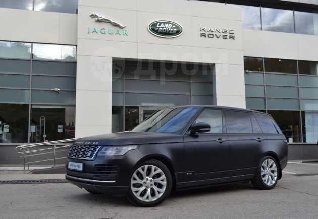 Land Rover Range Rover, 2019 год, 9 200 000 руб.