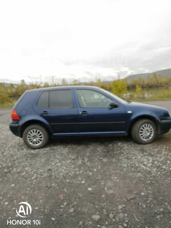 Volkswagen Golf, 2002 год, 239 000 руб.