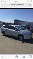 Toyota Prius a, 2013 год, 825 000 руб.