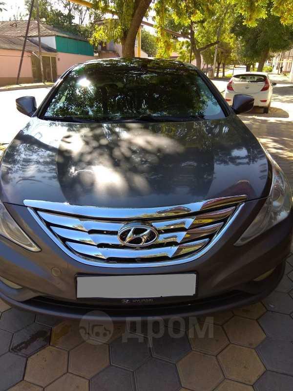 Hyundai Sonata, 2010 год, 680 000 руб.
