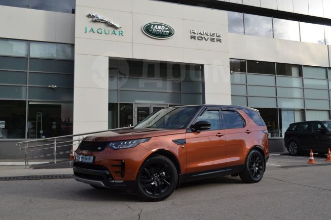 Land Rover Discovery, 2018 год, 4 740 000 руб.