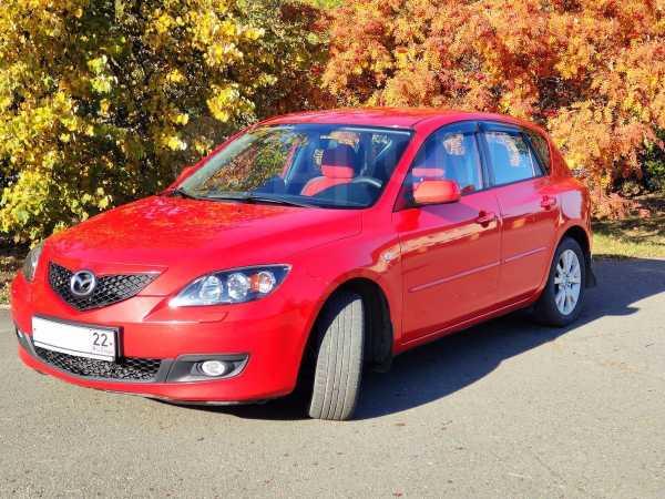 Mazda Mazda3, 2007 год, 470 000 руб.
