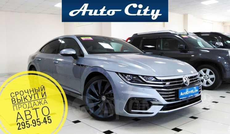 Volkswagen Arteon, 2018 год, 1 895 000 руб.
