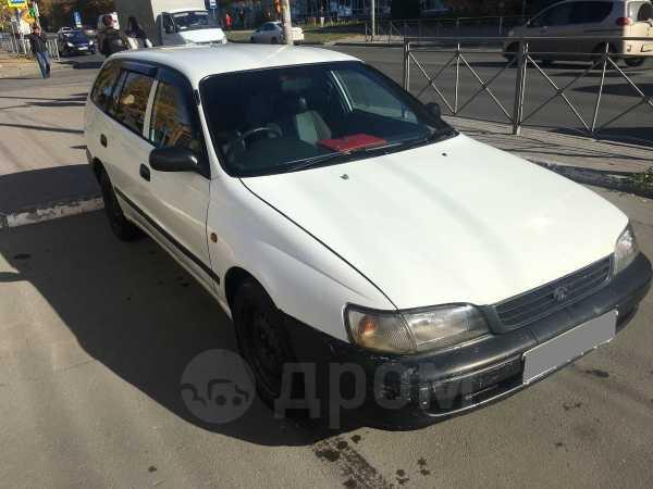 Toyota Caldina, 1997 год, 135 000 руб.