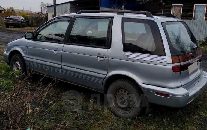 Mitsubishi Space Wagon, 1992 год, 115 000 руб.