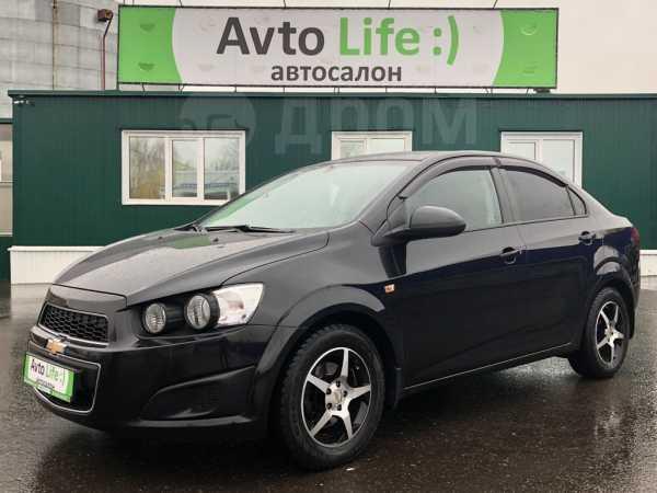 Chevrolet Aveo, 2013 год, 429 000 руб.