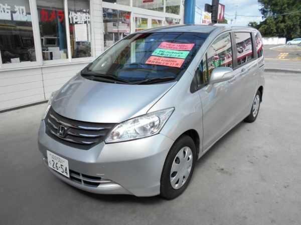Honda Freed, 2012 год, 640 000 руб.