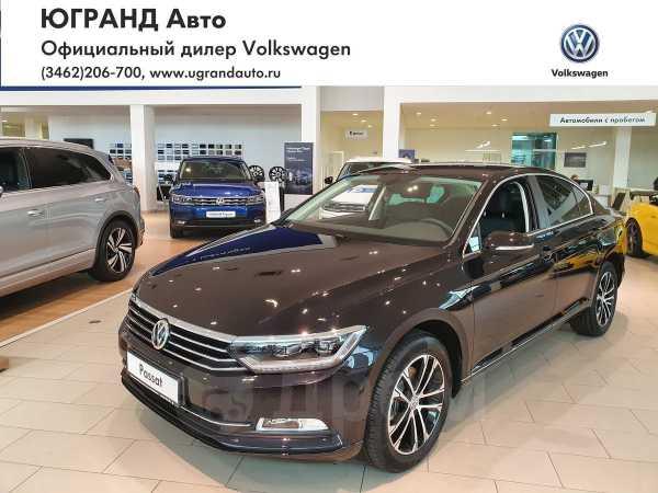Volkswagen Passat, 2019 год, 1 772 725 руб.