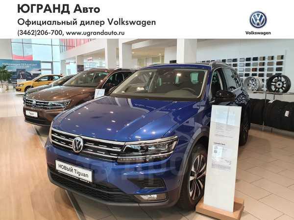 Volkswagen Tiguan, 2019 год, 2 025 000 руб.