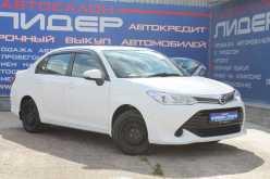 Новороссийск Corolla Axio 2015