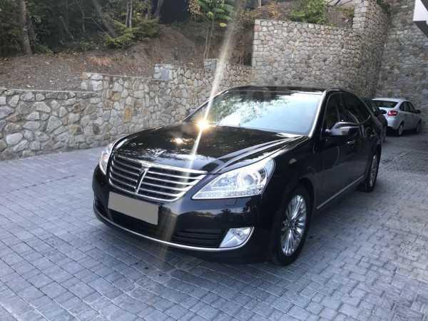 Hyundai Equus, 2015 год, 1 490 000 руб.