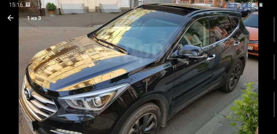 Hyundai Santa Fe, 2017 год, 1 890 000 руб.