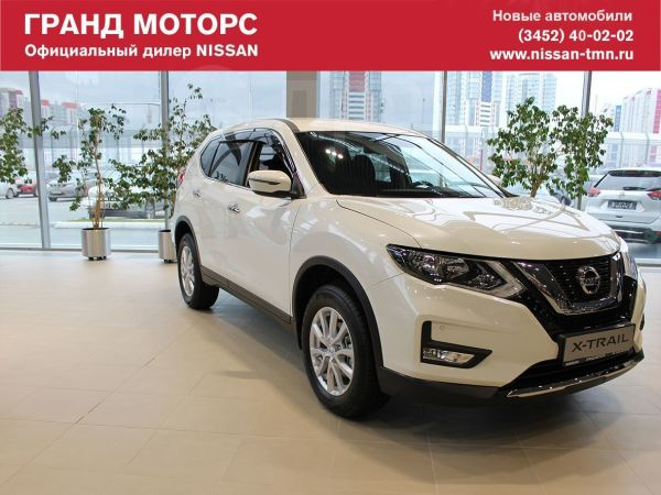 Nissan X-Trail, 2019 год, 1 781 700 руб.