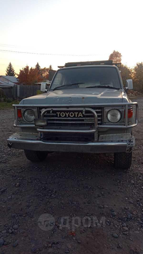 Toyota Land Cruiser, 1984 год, 320 000 руб.