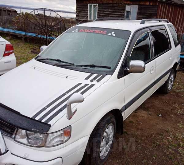 Mitsubishi Chariot, 1994 год, 150 000 руб.