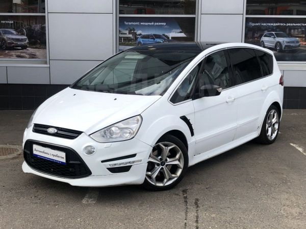 Ford S-MAX, 2014 год, 599 000 руб.