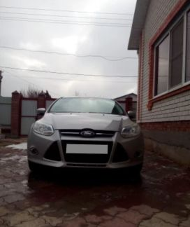 Ивановское Ford Focus 2012