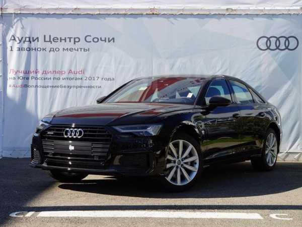 Audi A6, 2019 год, 3 980 000 руб.